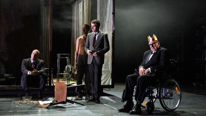 Helmut Kohl im Theater: Eine zornige Abrechnung