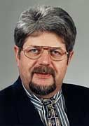 Der neue NRW-Wirtschaftsminister Ernst Schwanhold