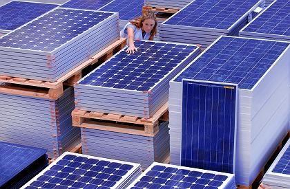 Solarmodule in Wismar: Der Markt funktioniert nicht mehr