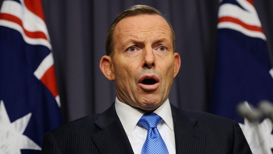 Gestürzter Regierungschef Abbott: Vorzeitiges Ende der Amtszeit