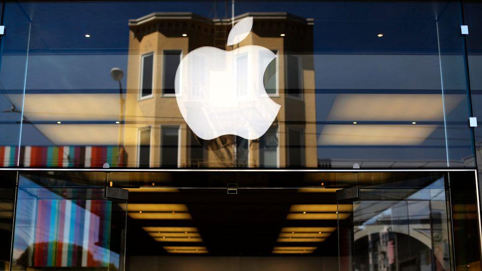 Apple-Store in San Francisco: Baldiger Angriff auf GoPro?