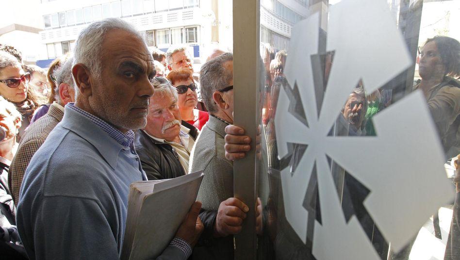 Bankenöffnung auf Zypern: Die Angst bleibt