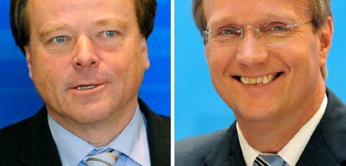 Dirk Niebel, Ronald Pofalla: FDP will Hartz IV abschaffen, Union am Kündigungsschutz festhalten