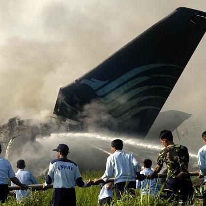 Flugzeugcrash in Yogyakarta: Auch Garuda darf in Europa nicht mehr landen