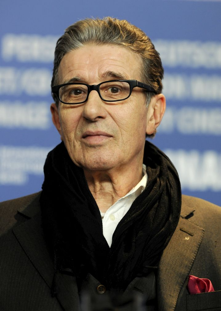 """Zacher bei der Präsentation des Films """"Die Friseuse"""" (2010)"""
