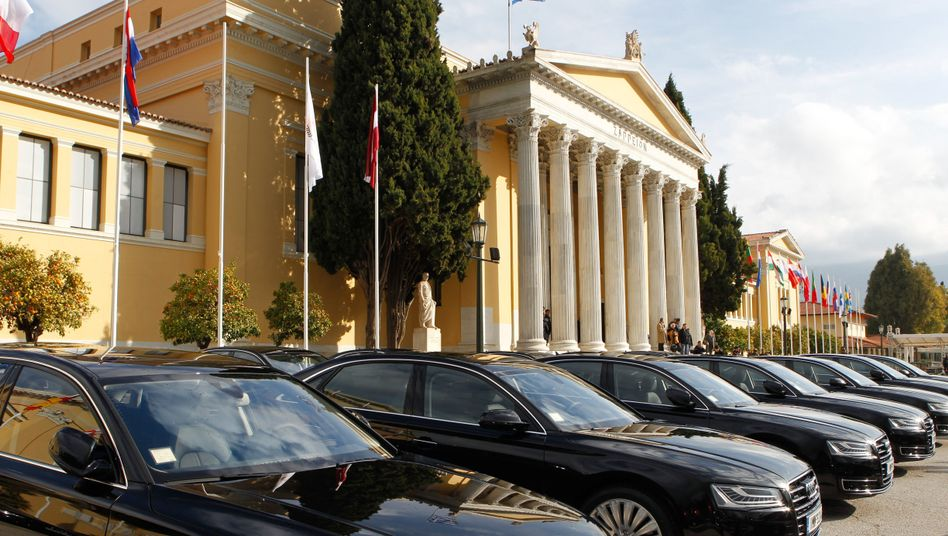 Dienstwagen in Griechenland: Die Minister sollen ein bescheidenes Leben führen