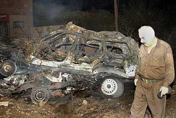 Der Terror im Irak nimmt zu
