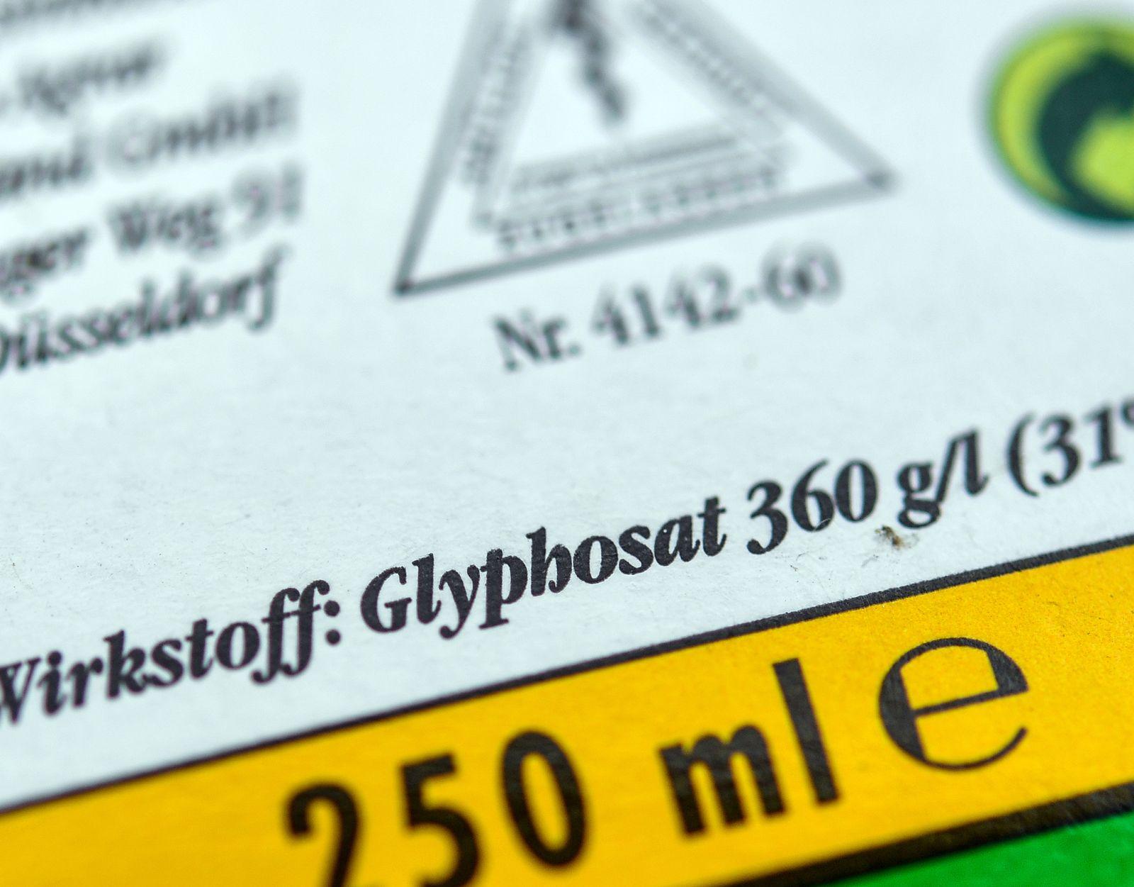 Österreich setzt geplantes Glyphosatverbot nicht in Kraft