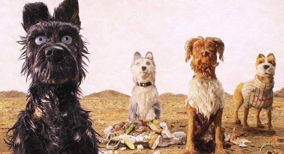 Szene aus »Isle of Dogs – Ataris Reise«