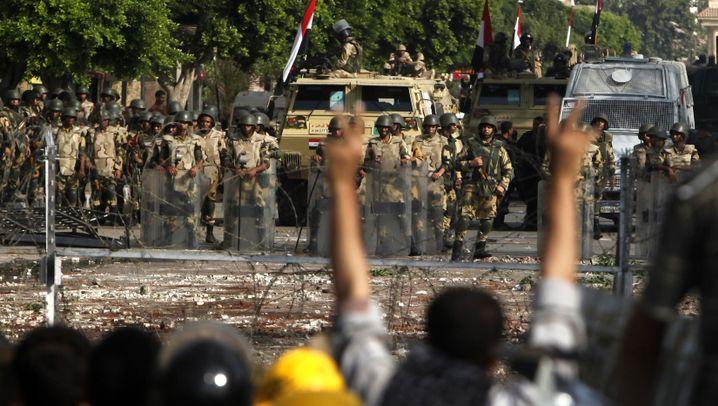 Ägyptens Aufruhr: Neue Gewalt in Kairo