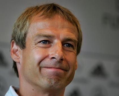 """Ex-Nationaltrainer Klinsmann: """"Meine Kleinen brauchen mich"""""""