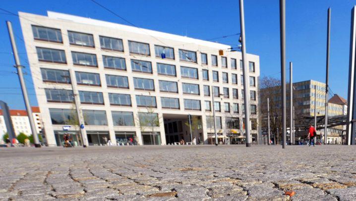 Fotostrecke: Die größten Arbeitgeber in Dresden