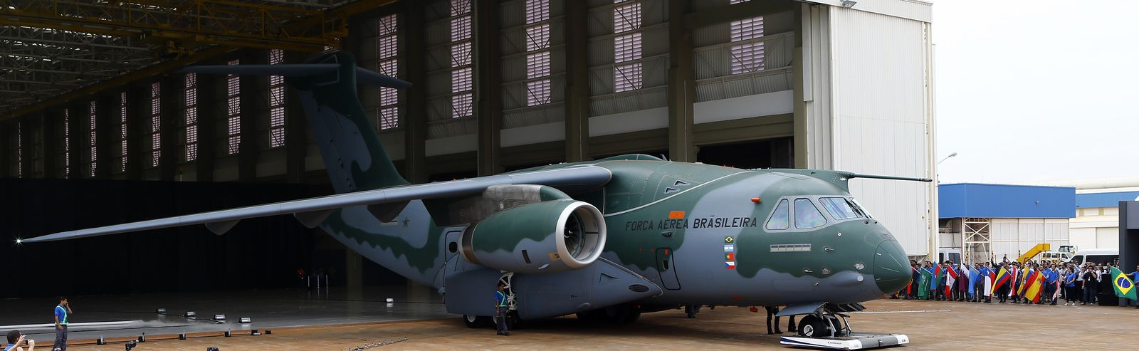 KC-390/ Embraer