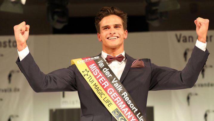 Mister Germany 2018: Unbehaun vor Geilenbrügge