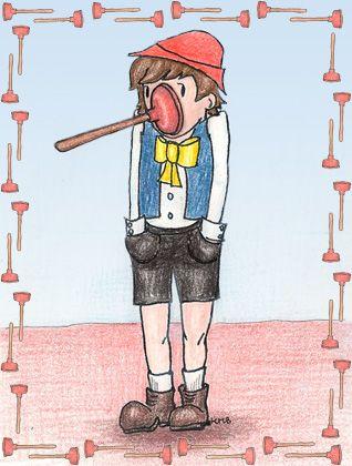 Pinocchio: Erst der Pümpel macht aus der Puppe einen richtigen Jungen