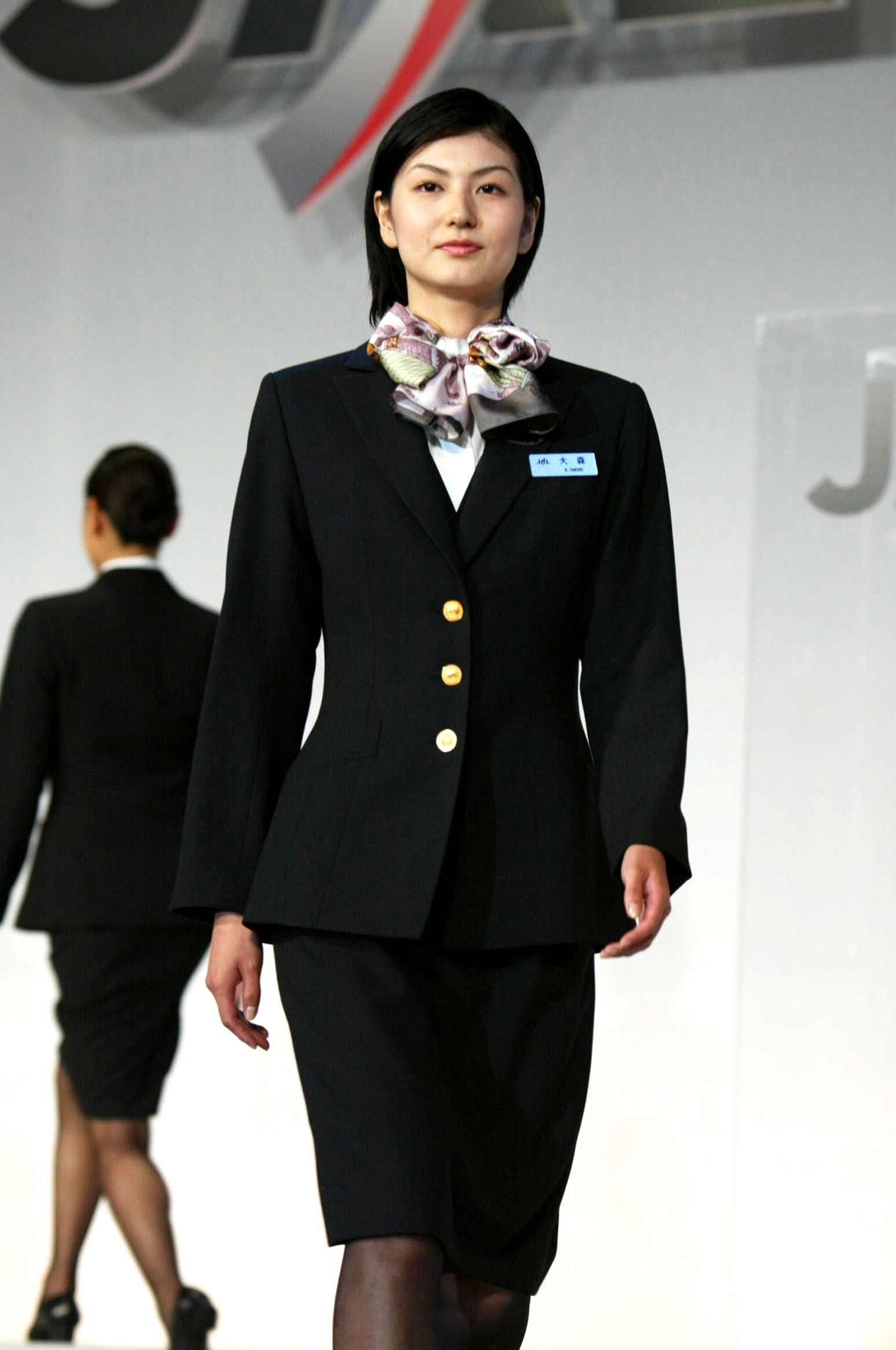 Japan Airlines / Stewardes