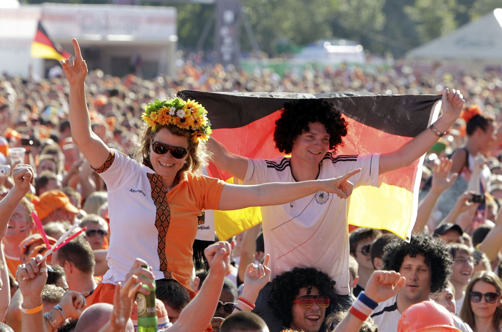 EURO 2012 / Deutschland Holland