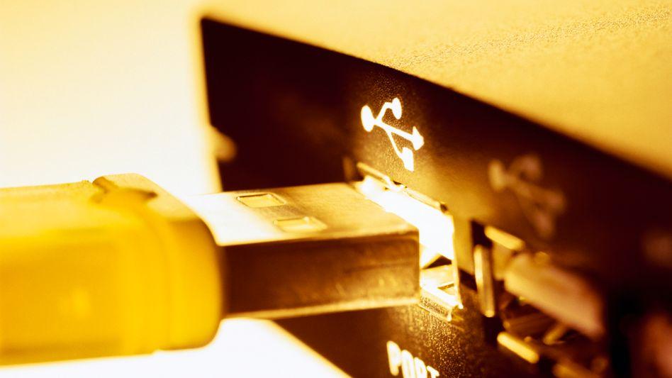 USB-Schnittstelle: Kriegsgerichtsverfahren für unerlaubtes Speichern