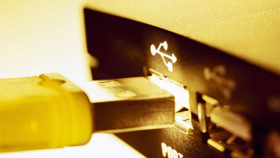 USB-Stick: Über 1,50 Euro Leermedienabgabe