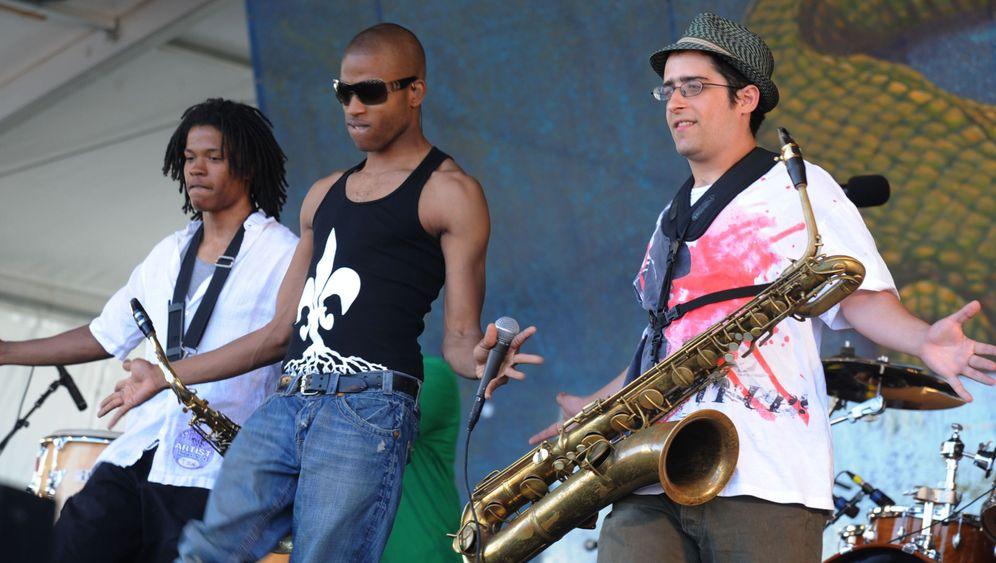 Posaunen-Jazz: Der Revolutionär an der Hin-und-Her-Trompete