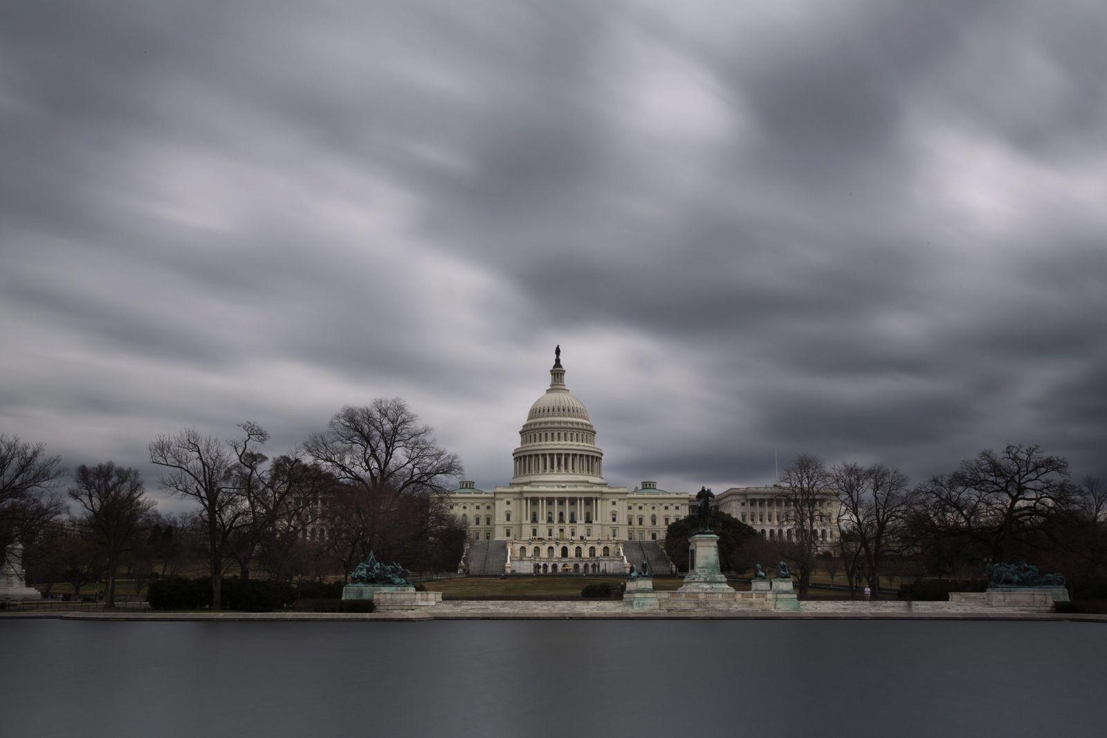 US-Wirtschaft/ Capitol