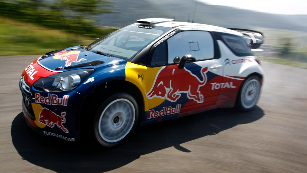 Citroën DS3 WRC: Das Geschoss des Meisters
