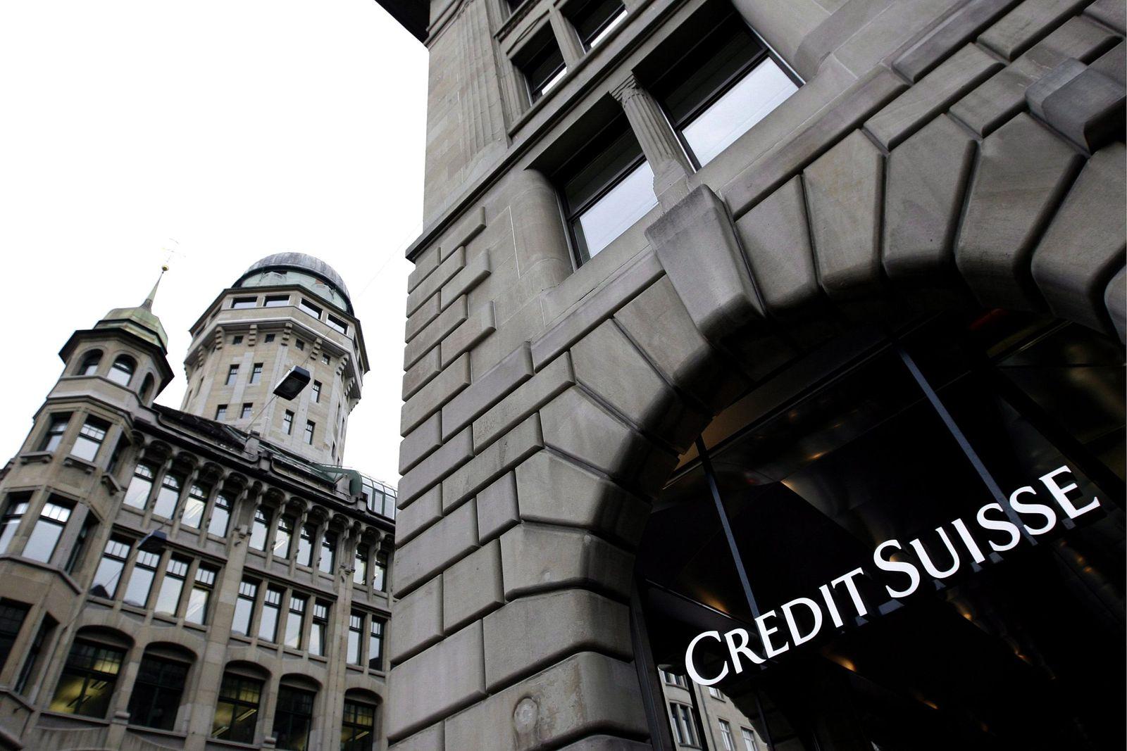Zürich/ Credit Suisse