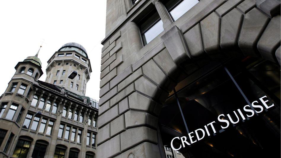Bank in Zürich: Wie hängt das alles zusammen?