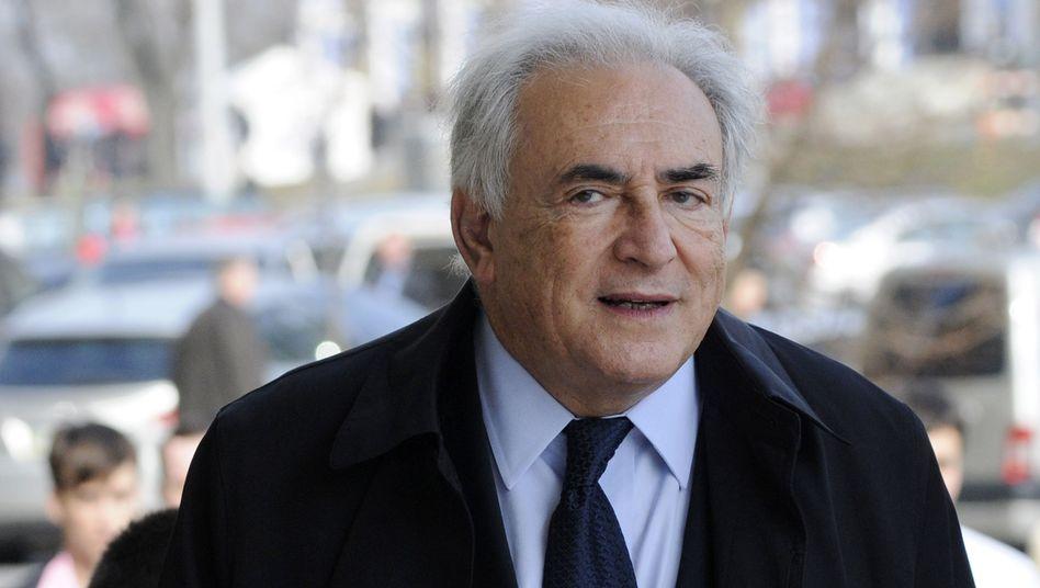 Dominique Strauss-Kahn: Ihm drohen bis zu 20 Jahre Haft