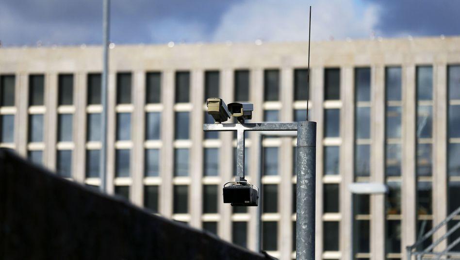 BND-Gebäude in Berlin: Nato-Partner im Visier