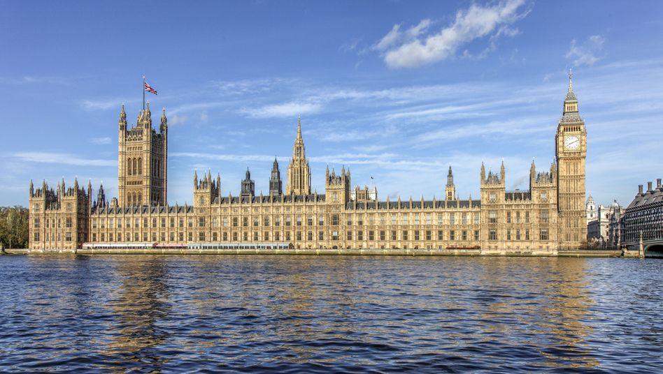 Parlament in Westminster: Entscheidungen von großer Tragweite in dieser Woche