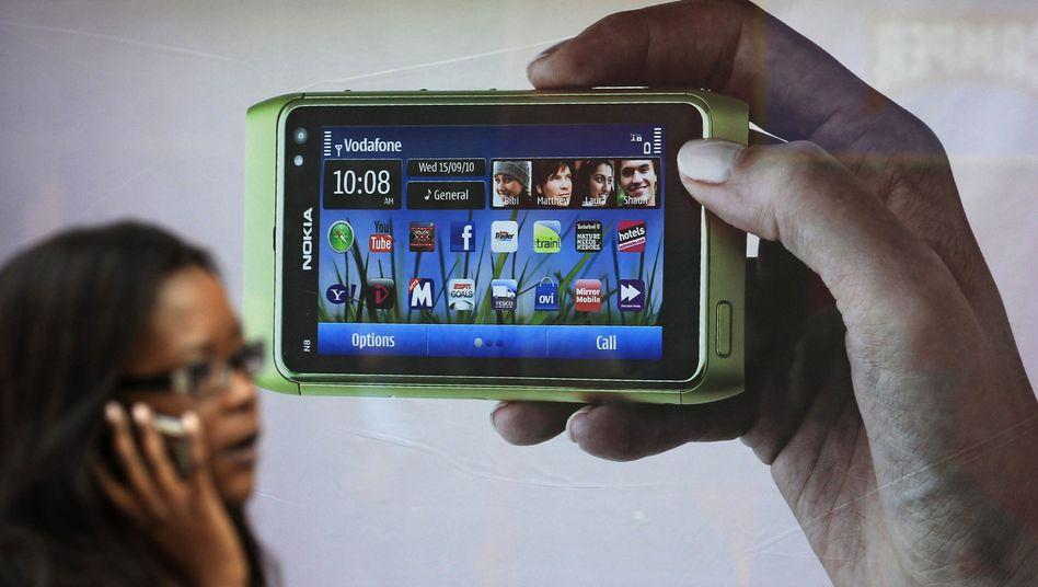 Nokia-Smartphone: Keine Aussicht auf Erfolg mit dem eigenen System