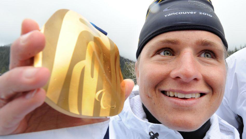 Wintersport-Star Bentele: Karriereschluss nach 15 Jahren Wintersport