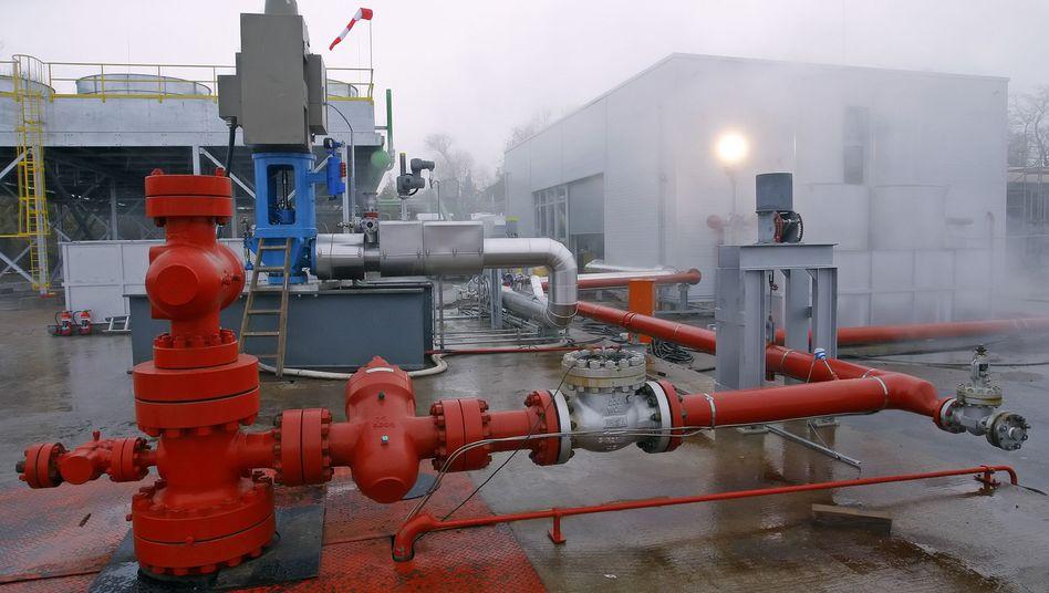 Geothermiekraftwerk in Landau in der Pfalz: Zahl der Mikrobeben hat zugenommen