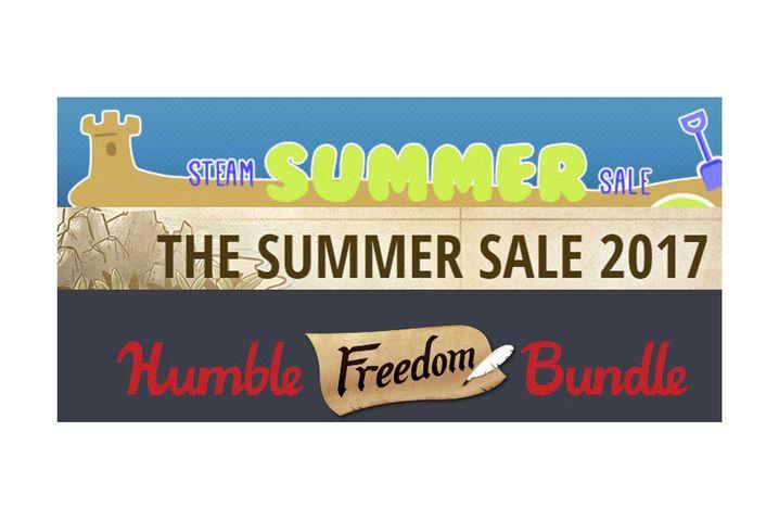 Logos von Spiele-Sales