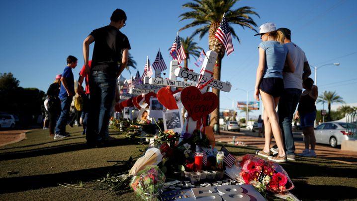 Las Vegas nach dem Massenmord: Die Tragweite der Tragödie