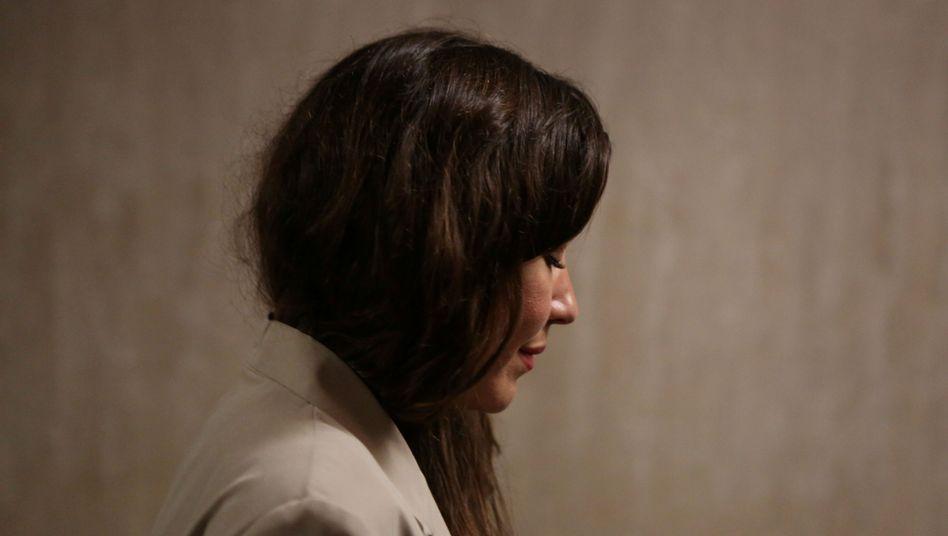 Mutmaßliches Vergewaltigungsopfer Haley: Aussage unter Tränen