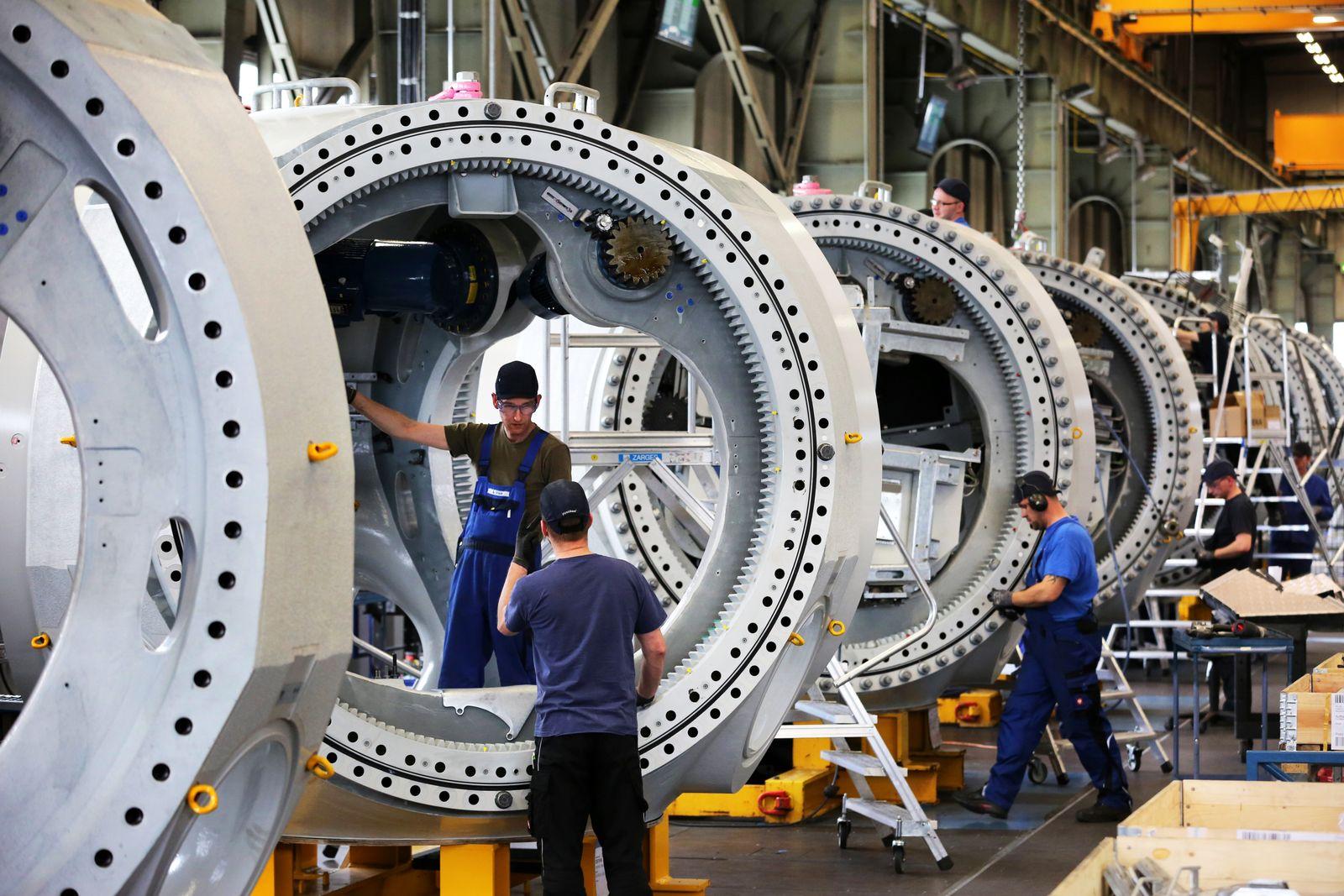 Deutschland / Wirtschaft / Konjunktur / Maschinenbau / Bruttoinlandsprodukt