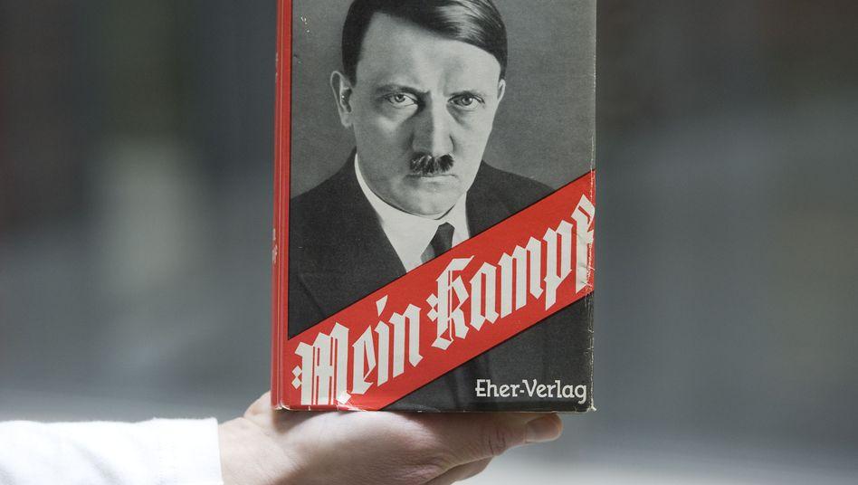 "NS-Druckerzeugnis ""Mein Kampf"": Urheberrechte verfallen 2016"