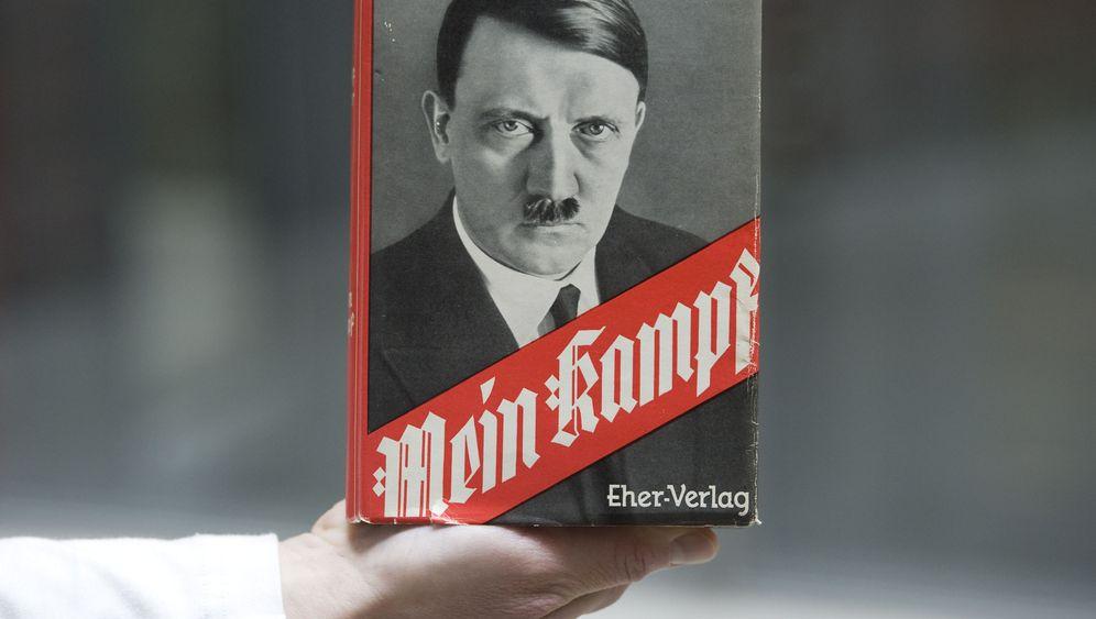 Photo Gallery: 'Mein Kampf' Returns to German Printing Presses