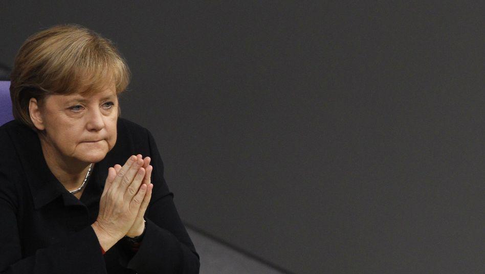 Kanzlerin Merkel: Berlin muss aufhören, den Lehrmeister zu spielen