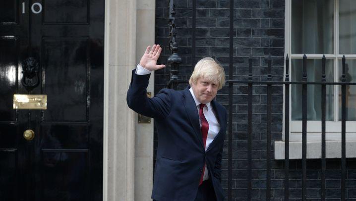 Neuer Außenminister: Brexiteer als Gesicht Großbritanniens