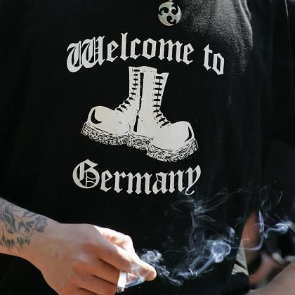 Once again, Germany is faced with rising right-wing violence.