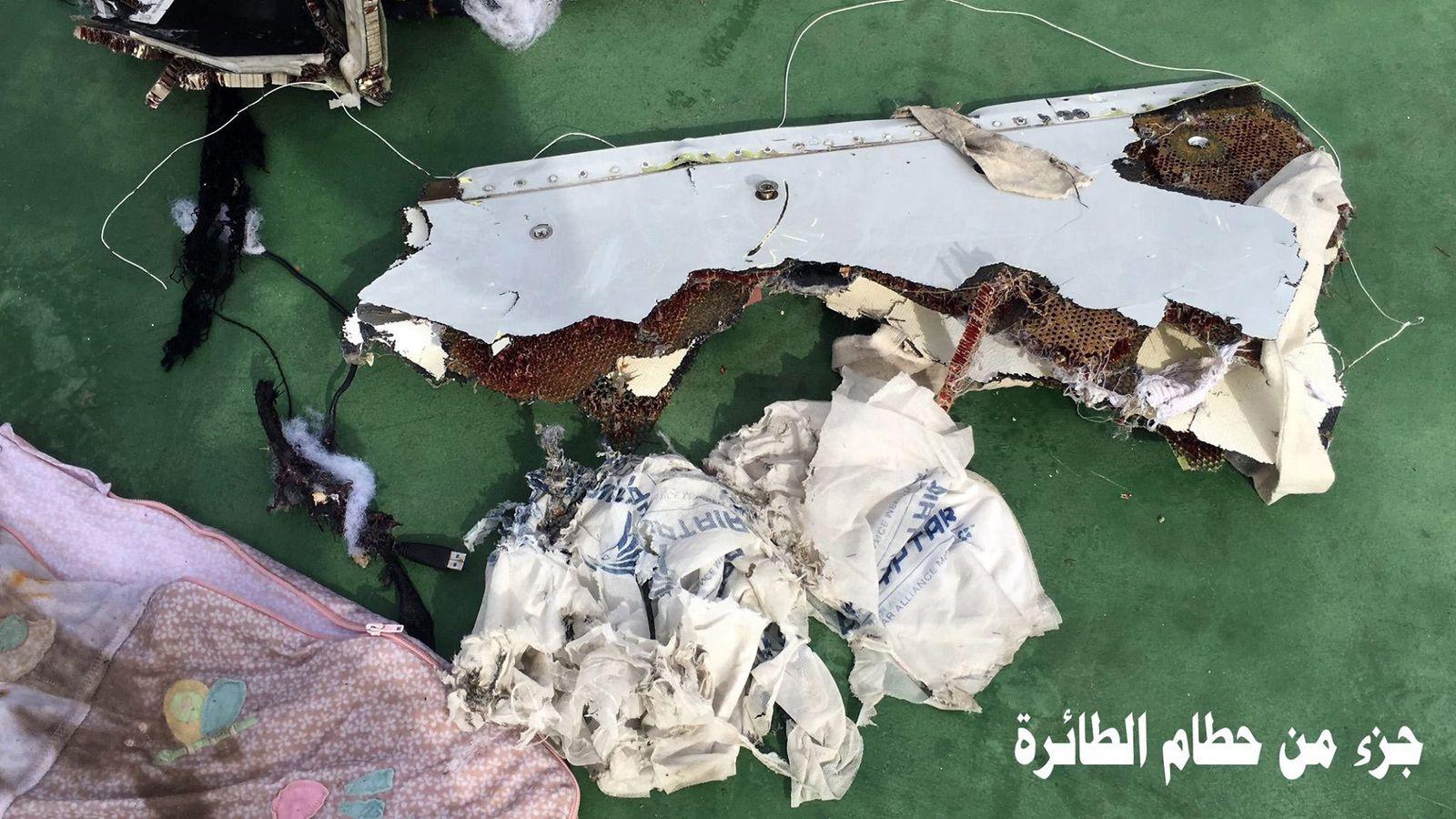 EgyptAir Absturz