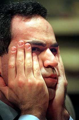 Au Backe: 1997 verlor der damals amtierende Weltmeister Garri Kasparow gegen Deeper Blue