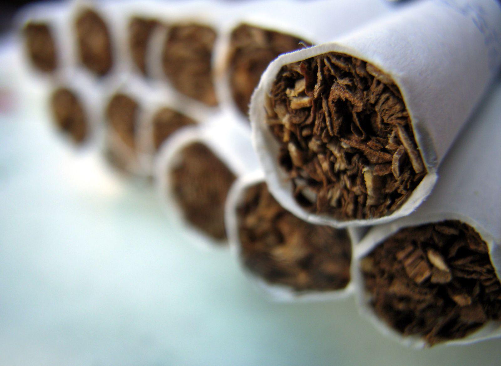 Symbolbild / Rauchen / Zigaretten / Tabak