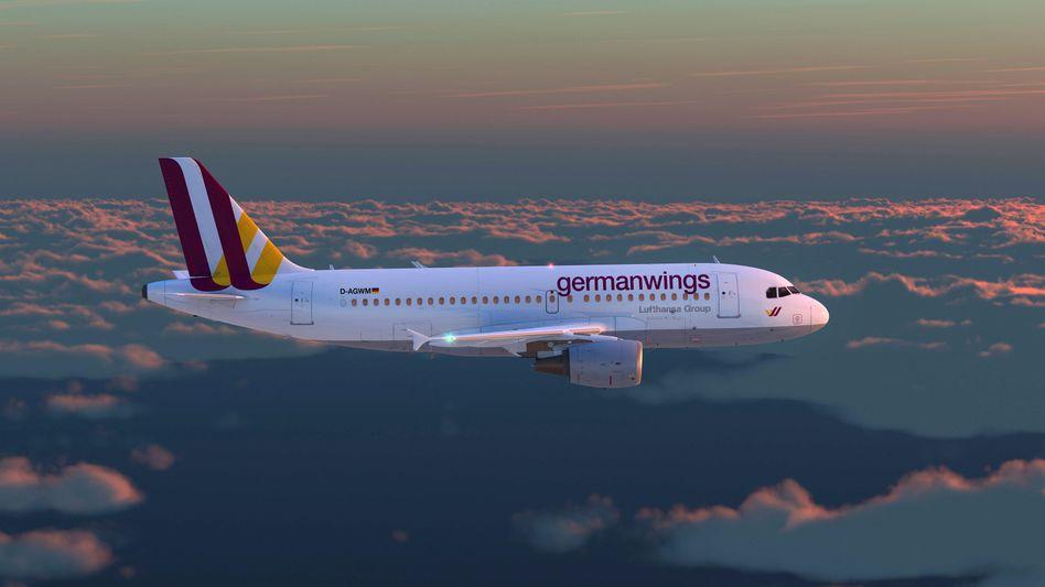 Germanwings im Flug: Am Freitag könnte es zum Streik kommen