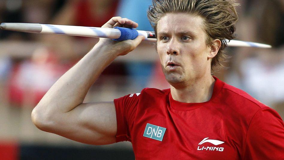 Speerwurf-Star Andreas Thorkildsen