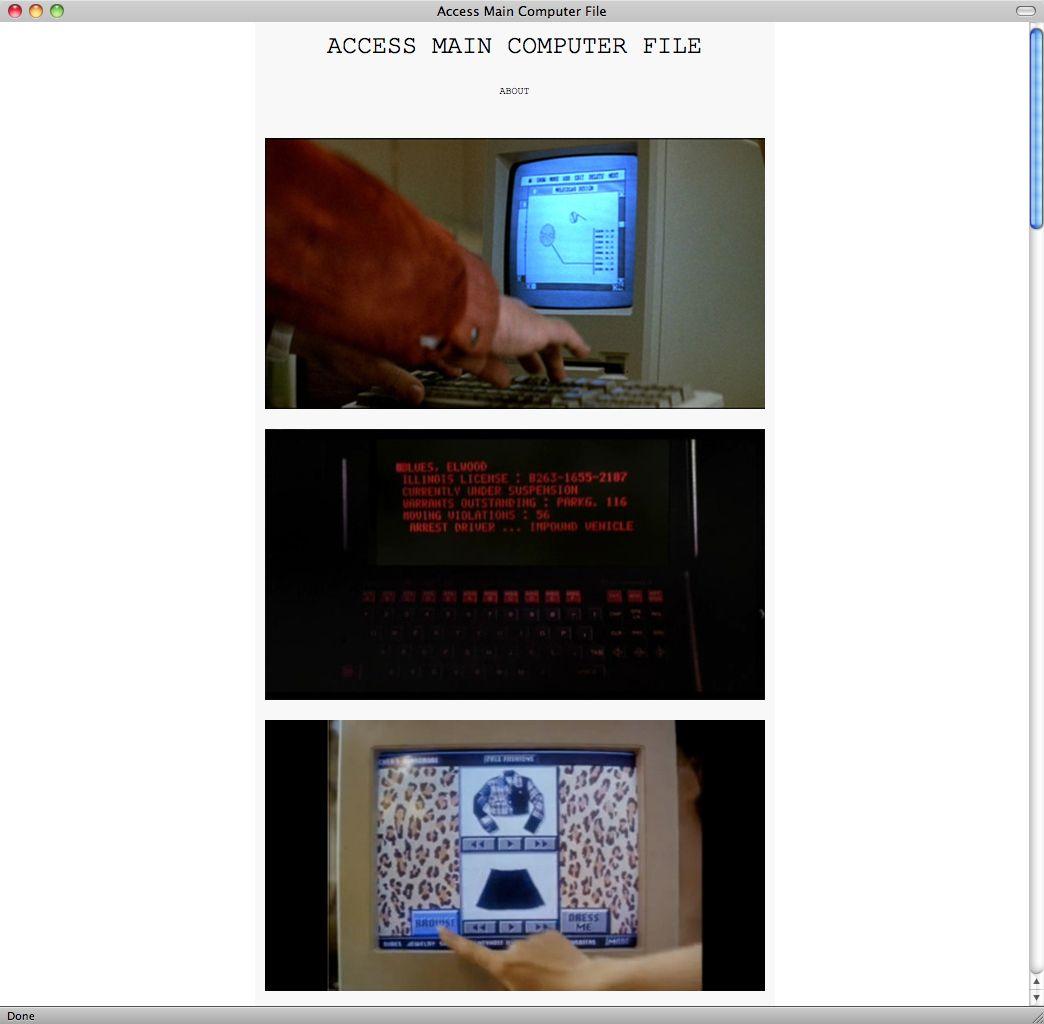 Screenshot Accessmaincomputerfile.net