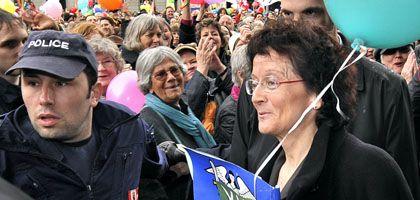 Justizministerin Eveline Widmer-Schlumpf: Auch ohne Partei im Amt